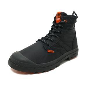 スニーカー パラディウム PALLADIUM パンパライト+ヴェイパーWP ブラック メンズ シューズ 靴 19SS|pistacchio
