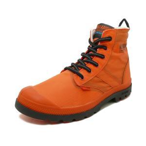 スニーカー パラディウム PALLADIUM パンパライト+ヴェイパーWP オレンジ メンズ シューズ 靴 19SS|pistacchio