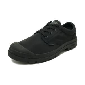 スニーカー パラディウム PALLADIUM パンパローパドルライトWP+ ブラック/ブラック メンズ レディース シューズ 靴 19SS|pistacchio