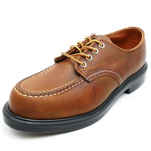 RED WING 8021 Super Sole Oxford  【レッドウイング 8021 スーパーソール オックスフォード】 Copper Rough&Tough (カッパー ラフ&タフ)|pistacchio