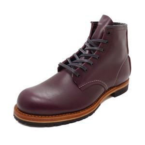 RED WING 9011/9411 Beckman Boot 【レッドウイング 9011/9411 ベックマン ブーツ】Black Cherry Featherstone(ブラックチェリー フェザーストーン)|pistacchio