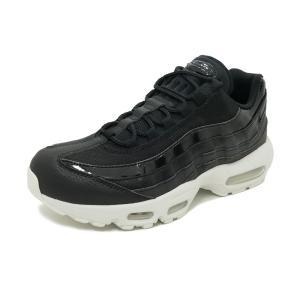 スニーカー ナイキ NIKE ウィメンズエアマックス95SE ブラック/サミットホワイト メンズ レディース シューズ 靴 19SU|pistacchio