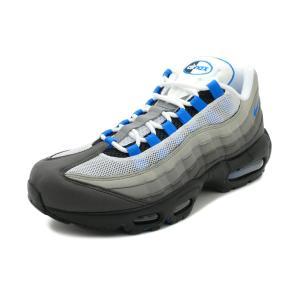 スニーカー ナイキ NIKE エアマックス'95 ホワイト/クリスタル ブルー メンズ レディース シューズ 靴 18HO|pistacchio