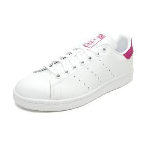 スニーカー アディダス adidas スタンスミスJ フットウェアホワイト/フットウェアホワイト/ボールドピンク B32703 レディース シューズ 靴 20Q1 pistacchio