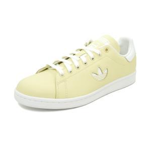 スニーカー アディダス adidas スタンスミス イエロー/ホワイト メンズ レディース シューズ 靴 19SS|pistacchio