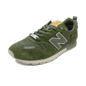 スニーカー ニューバランス NEW BALANCE CM996ND カーキ CM996-ND NB メンズ シューズ 靴 20FW pistacchio