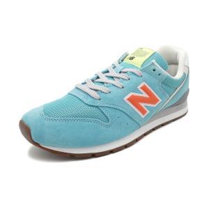 スニーカー ニューバランス NEW BALANCE CM996URB ブルー/オレンジ CM996-URB NB メンズ レディース シューズ 靴 20SS pistacchio
