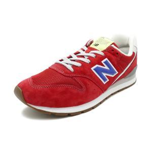 スニーカー ニューバランス NEW BALANCE CM996URR レッド/ブルー CM996-URR NB メンズ レディース シューズ 靴 20SS pistacchio