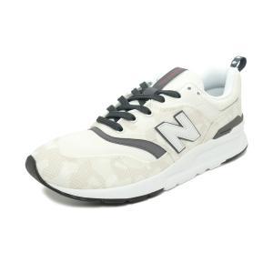 スニーカー ニューバランス NEW BALANCE CM997HBH シーソルト/カモ NB メンズ レディース シューズ 靴 19SS|pistacchio