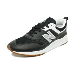 スニーカー ニューバランス NEW BALANCE CM997HCO ブラック/シルバー NB メンズ レディース シューズ 靴 19SS|pistacchio