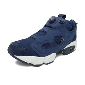 スニーカー リーボック REEBOK インスタポンプフューリーOG カレッジネイビー/ホワイト メンズ レディース シューズ 靴|pistacchio