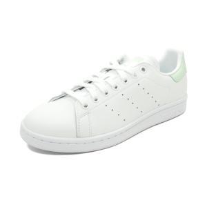 スニーカー アディダス adidas スタンスミスウィメンズ ホワイト/ダッシュグリーン EF6876 レディース シューズ 靴 20Q1 pistacchio