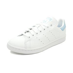 スニーカー アディダス adidas スタンスミスウィメンズ ホワイト/クリアスカイ EF6877 レディース シューズ 靴 20Q1 pistacchio