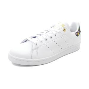 スニーカー アディダス adidas スタンスミスウィメンズ ホワイト/ブラック EH2037 レディース シューズ 靴 20Q2 pistacchio