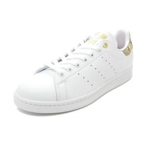 スニーカー アディダス adidas スタンスミスウィメンズ ホワイト/スネーク FV3086 レディース シューズ 靴 20Q2 pistacchio