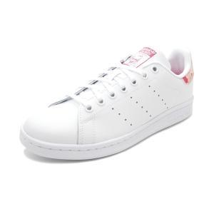 スニーカー アディダス adidas スタンスミスJ フットウェアホワイト/フットウェアホワイト/パワーピンク FV7405 レディース シューズ 靴 20Q3 pistacchio
