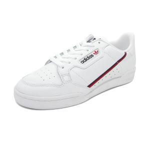 スニーカー アディダス adidas コンチネンタル80 ランニングホワイト/スカーレット メンズ レディース シューズ 靴 19SS|pistacchio