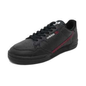 スニーカー アディダス adidas コンチネンタル80 コアブラック/スカーレット メンズ レディース シューズ 靴 19SS pistacchio