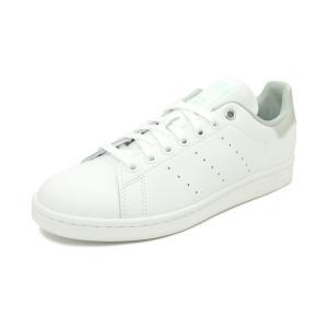スニーカー アディダス adidas スタンスミスW ホワイト/シルバー レディース シューズ 靴 19SS|pistacchio