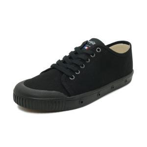 スニーカー スプリングコート spring court G2クラシックキャンバス ブラック メンズ シューズ 靴|pistacchio
