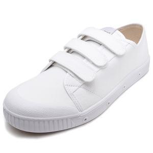 spring court スプリングコート G2 VELCRO CANVAS M ベルクロ キャンバス メンズ white ホワイト|pistacchio