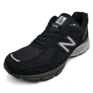 NEW BALANCE M990 BK4 black 【ニューバランス M990BK4  ブラック】 Dワイズ メンズ NB Made In USA アメリカ製|pistacchio