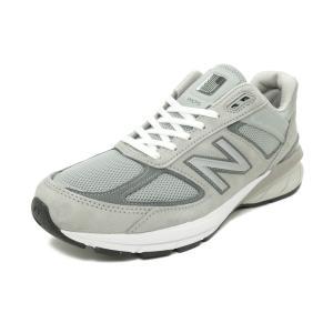 スニーカー ニューバランス NEW BALANCE M990GL5 グレー NB メンズ シューズ 靴 19SS|pistacchio