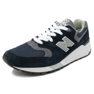 スニーカー ニューバランス NEW BALANCE M999CBL ネイビー NB メンズ レディース シューズ 靴|pistacchio