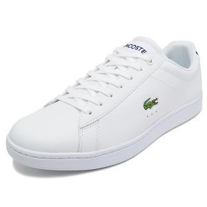 スニーカー ラコステ LACOSTE カーナビーエヴォBL1 ホワイト メンズ シューズ 靴 19SS|pistacchio