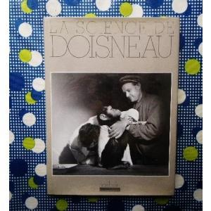 ロベール・ドアノー 洋書写真集 Robert Doisneau La science de Dois...