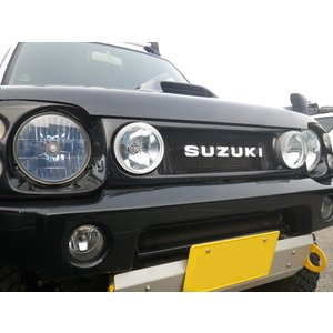 スズキ純正「SUZUKI」フロントエンブレム|piston