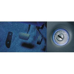 スズキ純正「イグニッションキー照明&フロアイルミネーション」ジムニーJB23|piston