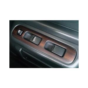 タニグチ「ウッド調シート for P/W」ジムニーJB23用|piston