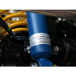 ジムニーサスキット JB23用 PISTON「3インチUP」ワークススプリング ビルシュタインキット|piston|03