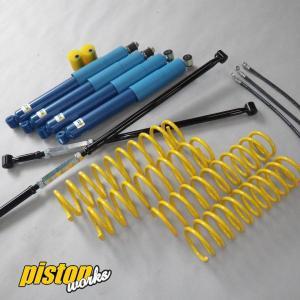 JB43/33用「PISTONワークススプリングBILSTEINキット」3インチUP|piston