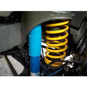 新型ジムニー専用リフトアップサスキット 「PISTONワークススプリング ビルシュタインキット」1インチアップ JB64W|piston|03
