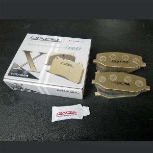 DIXCEL 「Xタイプブレーキパッド」ジムニー用 ディクセル|piston