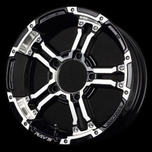 RAYSデイトナFDX-J 「ブラック/ダイヤモンドカット」(インセット+20) 4本セット|piston