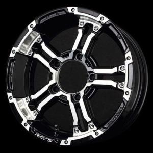 ジムニーホイール RAYSデイトナFDX-J 「ブラック/ダイヤモンドカット」 5本セット|piston