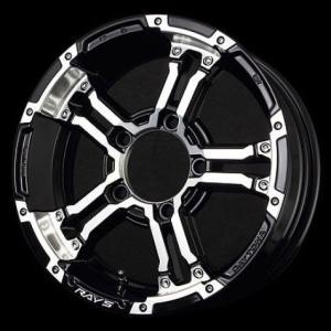 RAYSデイトナFDX-J 「ブラック/ダイヤモンドカット」(インセット±0) 4本セット|piston