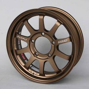 ジムニーホイール RAYS A・LAP−J ブロンズアルマイト 4本セット|piston