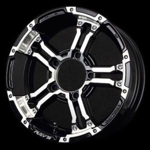 RAYSデイトナFDX-J 「ブラック/ダイヤモンドカット」(インセット±0) 1本 piston