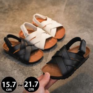 70ae51014583a キッズ サンダル スポサン スポーツサンダル 子供靴 こども 女の子 男の子 靴 無地 ベビー 赤ちゃん カジュアル シンプル 新作 ネコポス送料無料