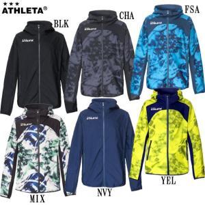 ATHLETA ジュニア ストレッチトレーニングJK   ジュニアトレーニングウェア ジャケット  ...