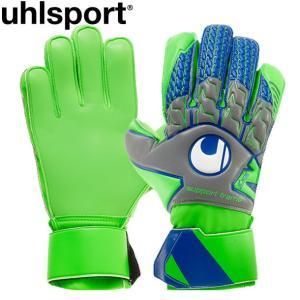テンショングリーン ソフト サポートフレーム uhlsport ウールシュポルトサッカー キーパーテブクロ18SS (1011059-01)|ピットスポーツ PayPayモール店