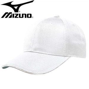 オールメッシュ六方型  MIZUNO ミズノ 野球 帽子 14SS (12JW4B0301)|ピットスポーツ PayPayモール店