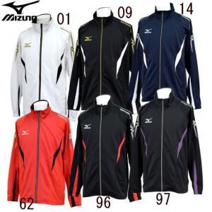 ウォームアップシャツ 【MIZUNO】ミズノ ●ウェア ジャージ 14SS(32JC4010)|pitsports