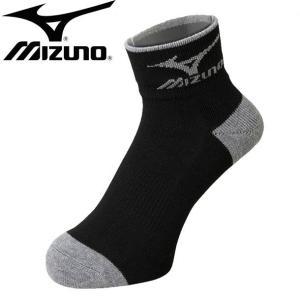 1Pソックス(ショート丈)  MIZUNO ミズノ   トレーニング マルチスポーツ ソックス (32JX520709)|pitsports