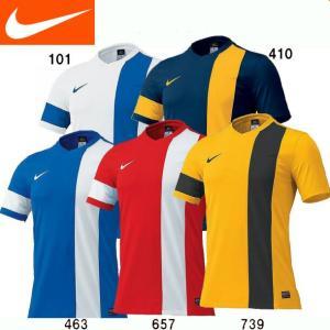 YA S S ストライカー3 ジャージ 【NIKE】ナイキ ●JR ジュニア サッカー ゲームシャツ 半袖(520565)|pitsports