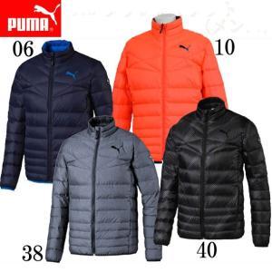 LITE ダウンジャケット(メンズ)【PUMA】プーマ● スポーツウェア ダウン ジャケット(590371)|pitsports